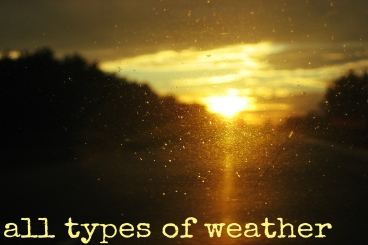 All Types of Weather